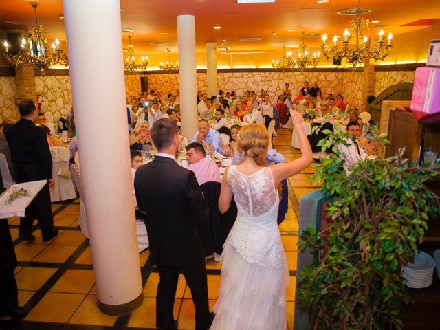 La boda de Eloy y Nuria en Arroyo De La Encomienda, Valladolid 21