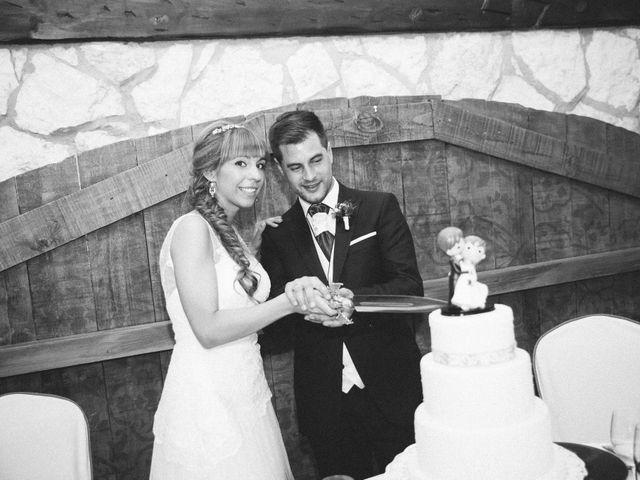 La boda de Eloy y Nuria en Arroyo De La Encomienda, Valladolid 23