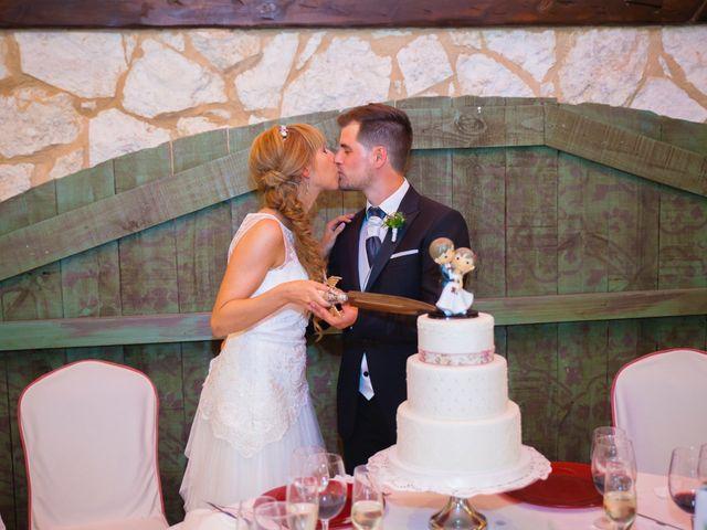 La boda de Eloy y Nuria en Arroyo De La Encomienda, Valladolid 24