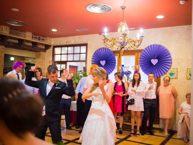 La boda de Eloy y Nuria en Arroyo De La Encomienda, Valladolid 27