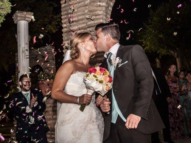 La boda de Roberto y María José en Sanlucar La Mayor, Sevilla 1
