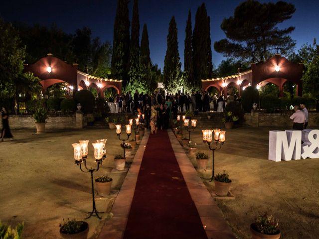 La boda de Roberto y María José en Sanlucar La Mayor, Sevilla 9