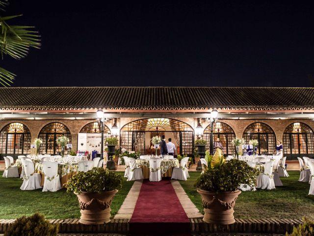 La boda de Roberto y María José en Sanlucar La Mayor, Sevilla 10