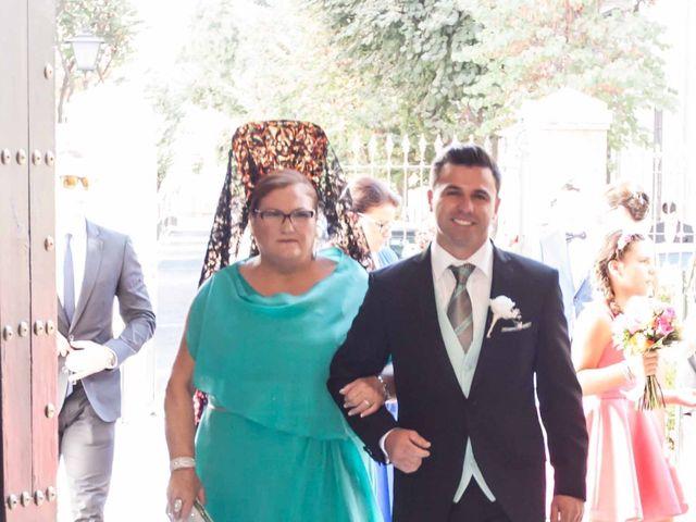 La boda de Roberto y María José en Sanlucar La Mayor, Sevilla 12