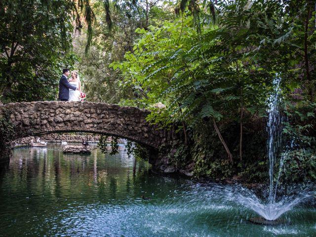 La boda de Roberto y María José en Sanlucar La Mayor, Sevilla 14