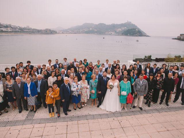 La boda de Raúl  y Izaskun  en Donostia-San Sebastián, Guipúzcoa 6