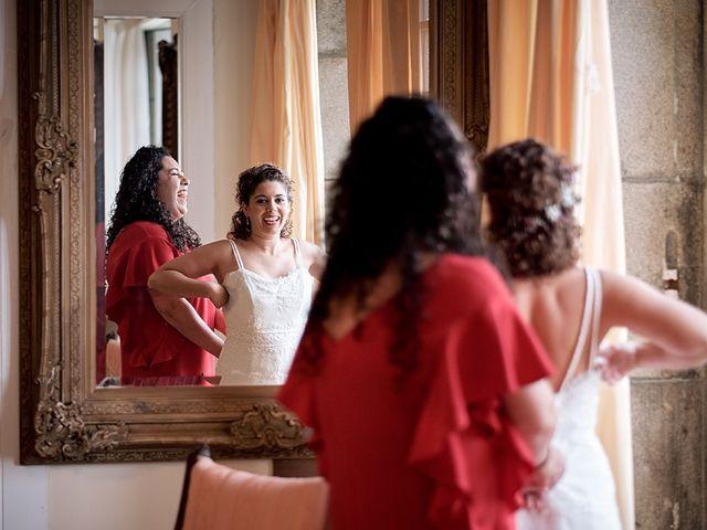 La boda de Álvaro y Raquel en Outes, A Coruña 29