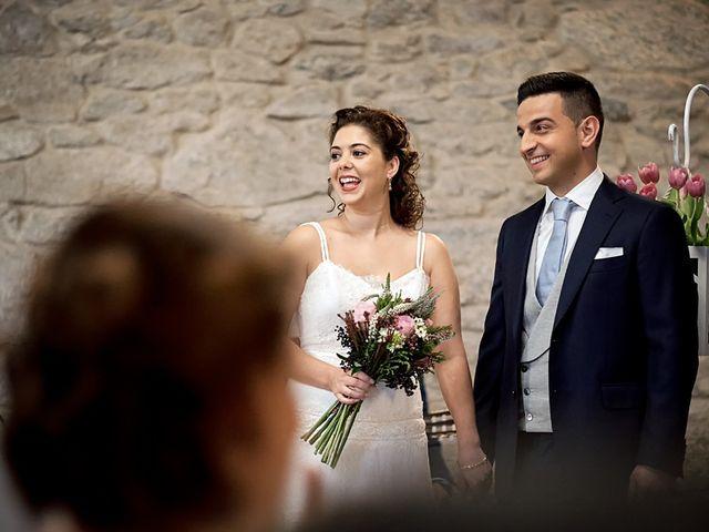 La boda de Álvaro y Raquel en Outes, A Coruña 41