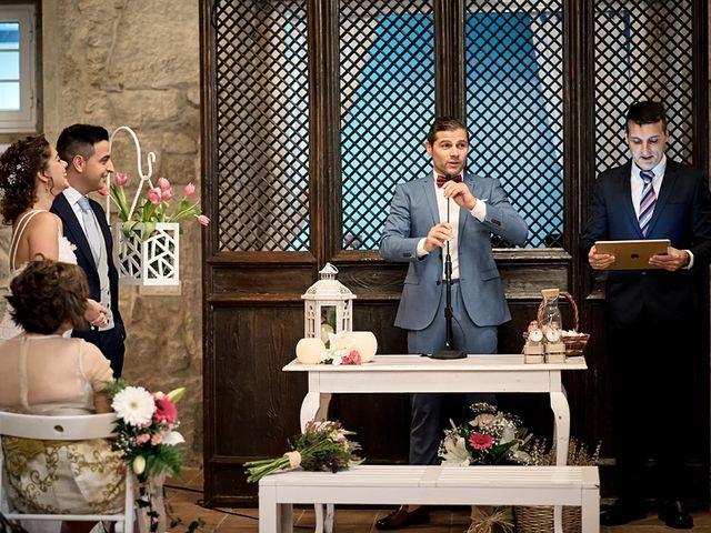 La boda de Álvaro y Raquel en Outes, A Coruña 42