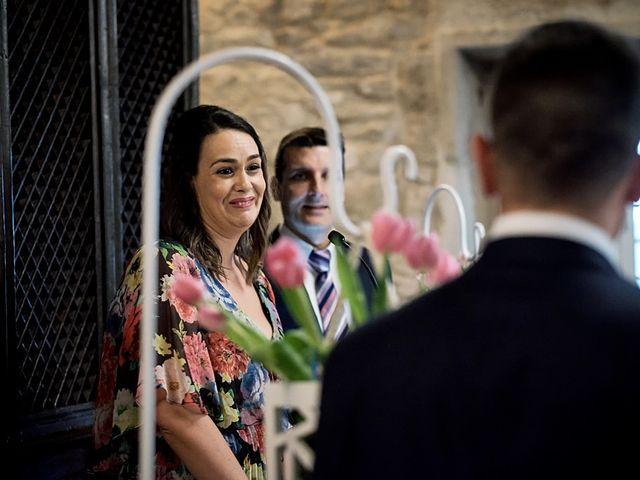 La boda de Álvaro y Raquel en Outes, A Coruña 46