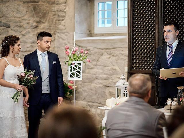 La boda de Álvaro y Raquel en Outes, A Coruña 48