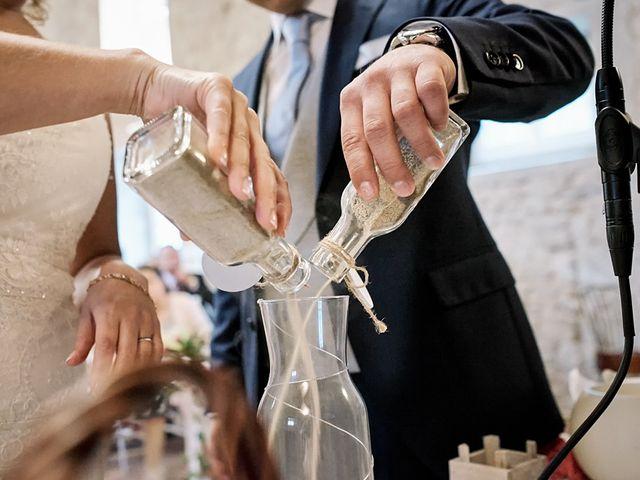 La boda de Álvaro y Raquel en Outes, A Coruña 49