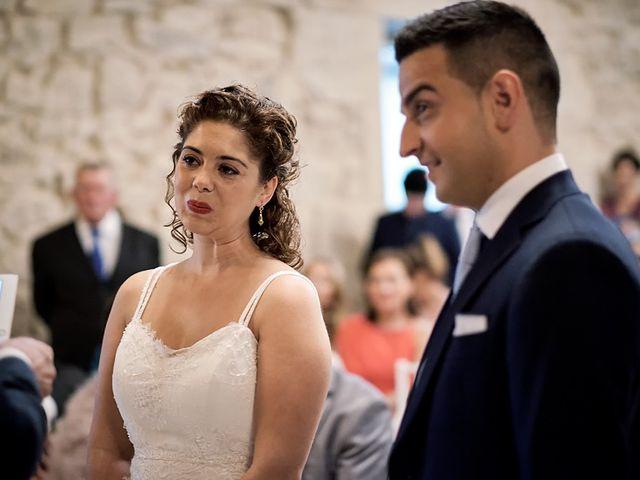 La boda de Álvaro y Raquel en Outes, A Coruña 50