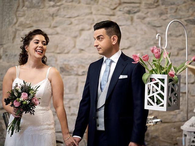 La boda de Álvaro y Raquel en Outes, A Coruña 52