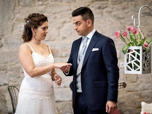 La boda de Álvaro y Raquel en Outes, A Coruña 53