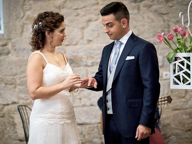 La boda de Álvaro y Raquel en Outes, A Coruña 54