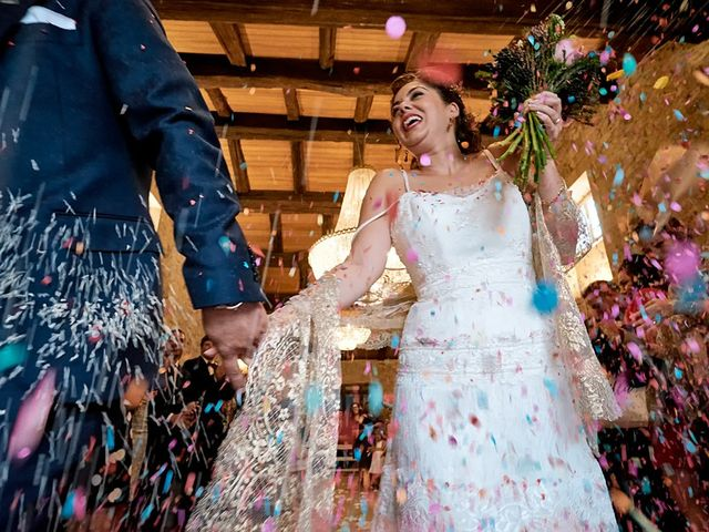 La boda de Álvaro y Raquel en Outes, A Coruña 58