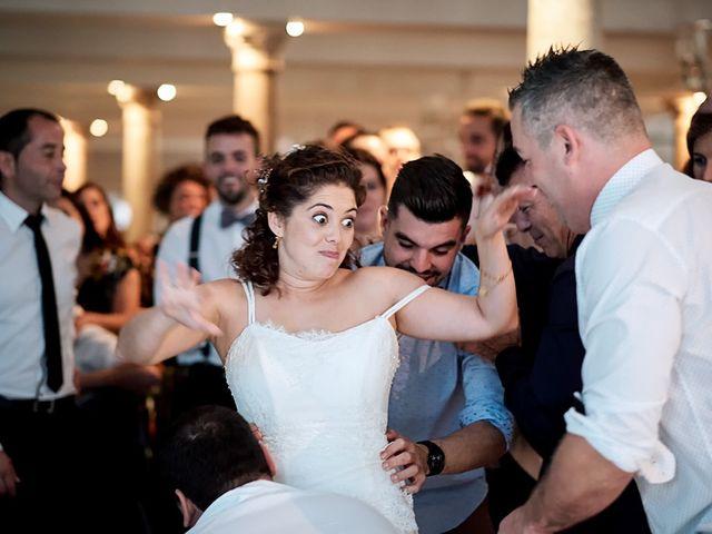 La boda de Álvaro y Raquel en Outes, A Coruña 70