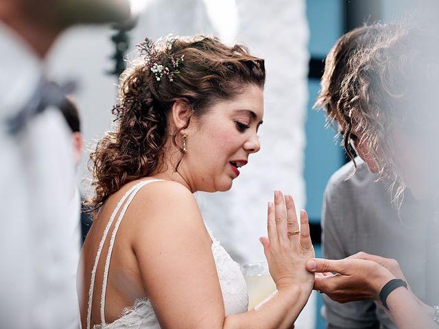 La boda de Álvaro y Raquel en Outes, A Coruña 77