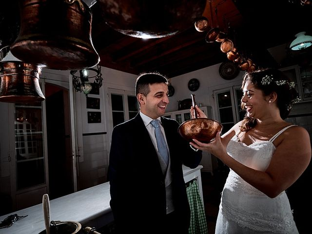 La boda de Álvaro y Raquel en Outes, A Coruña 101