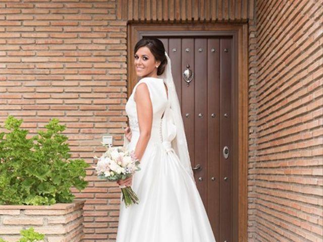 La boda de Daniel y Cristina en Huetor Vega, Granada 13