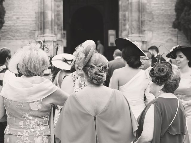 La boda de Daniel y Cristina en Huetor Vega, Granada 14
