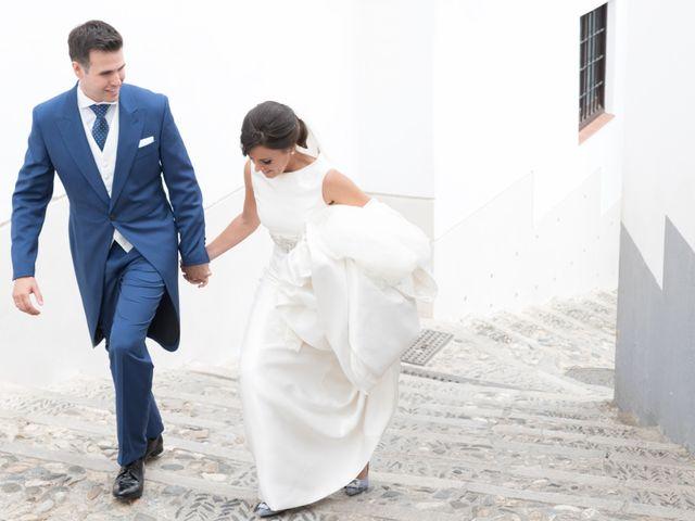 La boda de Daniel y Cristina en Huetor Vega, Granada 17