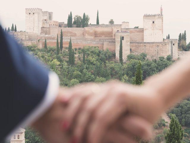 La boda de Daniel y Cristina en Huetor Vega, Granada 18