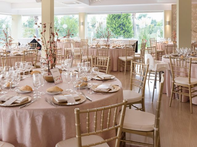 La boda de Daniel y Cristina en Huetor Vega, Granada 19