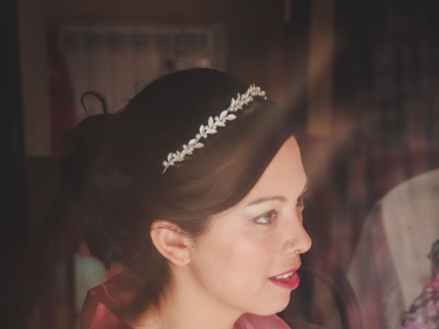La boda de Raul y Cynthia en Los Barrios, Cádiz 5