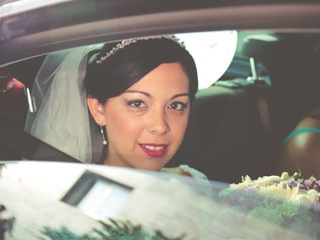 La boda de Raul y Cynthia en Los Barrios, Cádiz 8