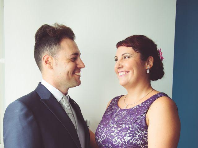 La boda de Raul y Cynthia en Los Barrios, Cádiz 17