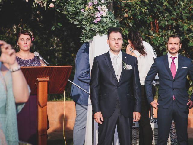La boda de Raul y Cynthia en Los Barrios, Cádiz 18