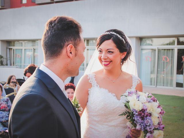 La boda de Raul y Cynthia en Los Barrios, Cádiz 19