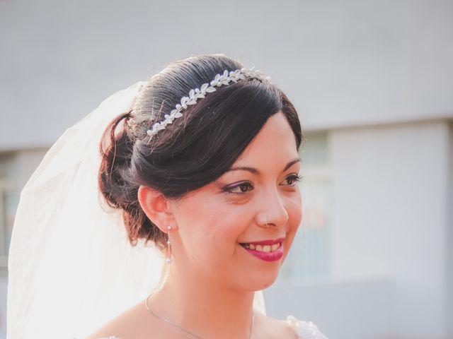 La boda de Raul y Cynthia en Los Barrios, Cádiz 20