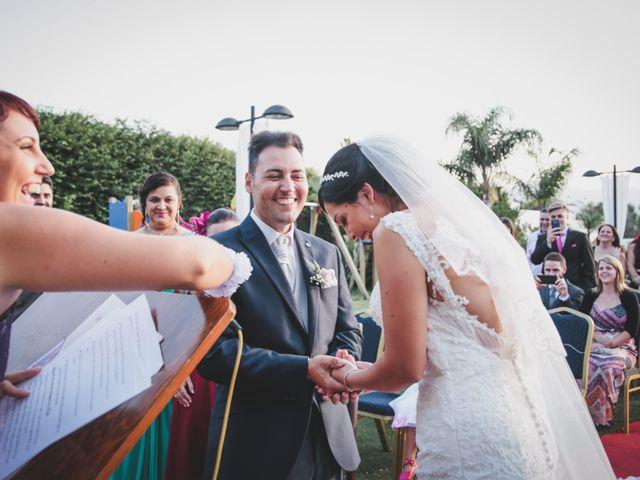 La boda de Raul y Cynthia en Los Barrios, Cádiz 22