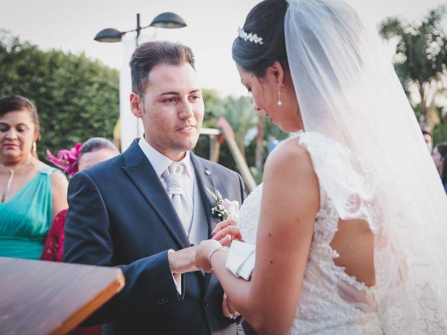 La boda de Raul y Cynthia en Los Barrios, Cádiz 27
