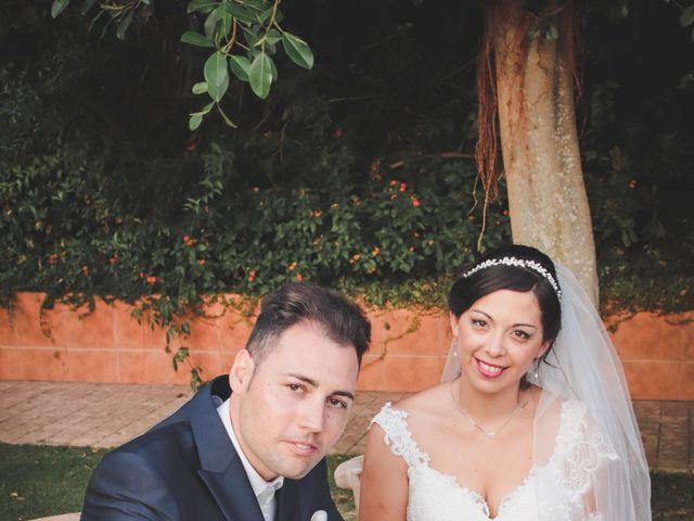 La boda de Raul y Cynthia en Los Barrios, Cádiz 31