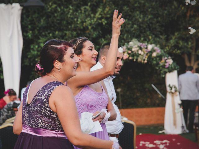 La boda de Raul y Cynthia en Los Barrios, Cádiz 32