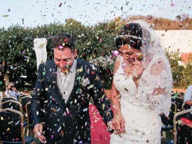 La boda de Raul y Cynthia en Los Barrios, Cádiz 33
