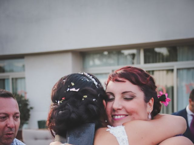 La boda de Raul y Cynthia en Los Barrios, Cádiz 34
