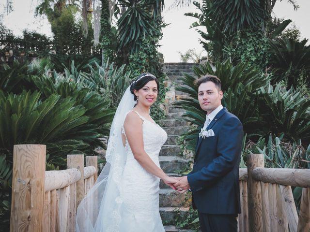 La boda de Raul y Cynthia en Los Barrios, Cádiz 36