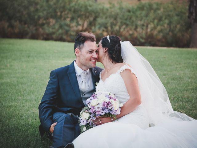 La boda de Raul y Cynthia en Los Barrios, Cádiz 37