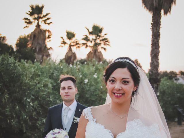 La boda de Raul y Cynthia en Los Barrios, Cádiz 39
