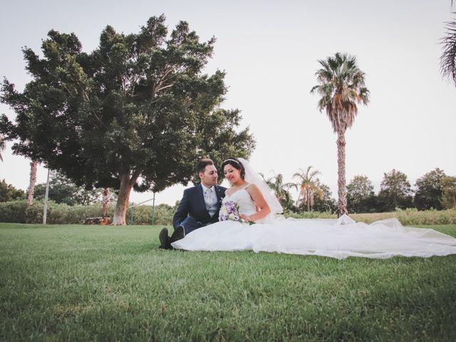 La boda de Raul y Cynthia en Los Barrios, Cádiz 40