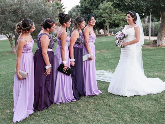 La boda de Raul y Cynthia en Los Barrios, Cádiz 41