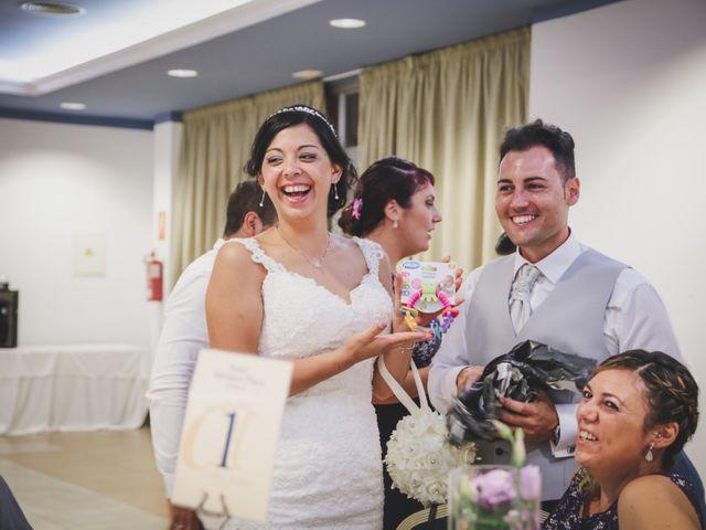 La boda de Raul y Cynthia en Los Barrios, Cádiz 45