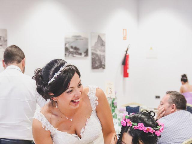 La boda de Raul y Cynthia en Los Barrios, Cádiz 46