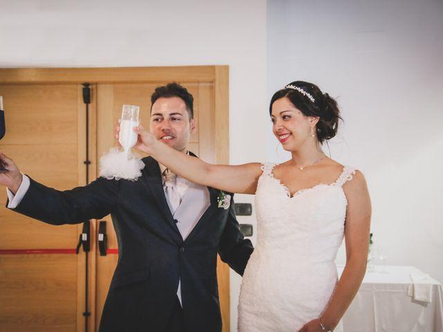 La boda de Raul y Cynthia en Los Barrios, Cádiz 43