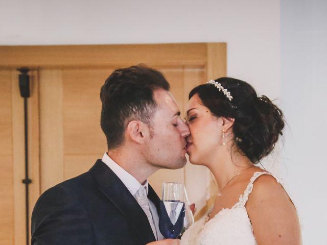 La boda de Raul y Cynthia en Los Barrios, Cádiz 44